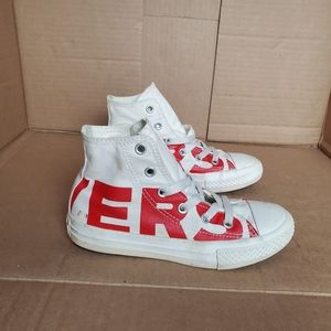 359532F Converse All Star Hi - Boys' Preschool Con